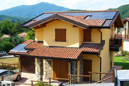 Home network impianti elettrici casa domotica domotica easydom vividomotica parma - Progetto casa domotica ...